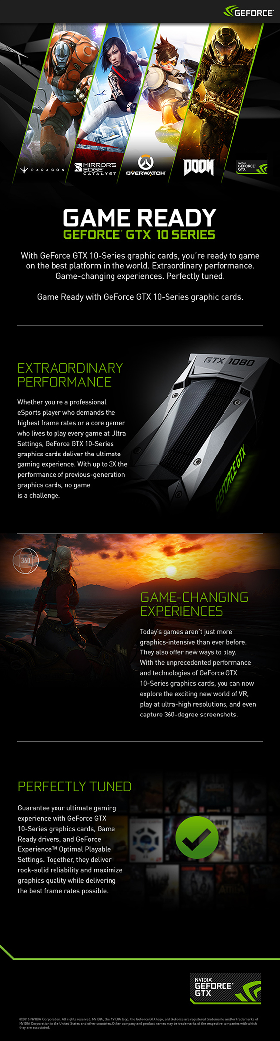 The Nvidia GTX 1080 and 1070 information picture