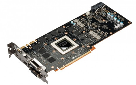 The GTX 780 with no cooler