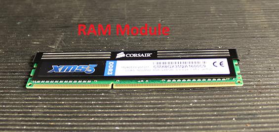 Image of a RAM Module