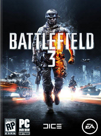 Battlefield 3 Custom PC