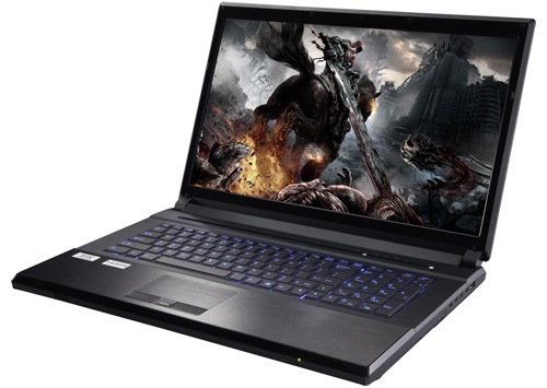 The UKGC Hyperion Gaming Laptop