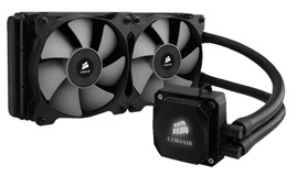 Image of a Intel H100I cooler