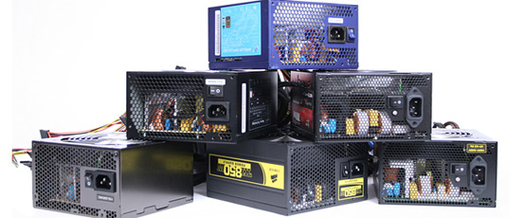 A group of Power Supplies