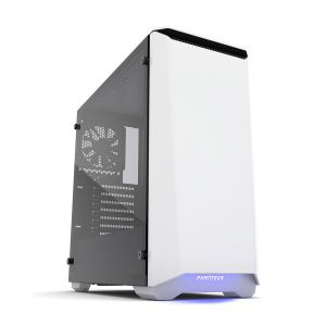 Phanteks Eclipse P400S White RGB Glass